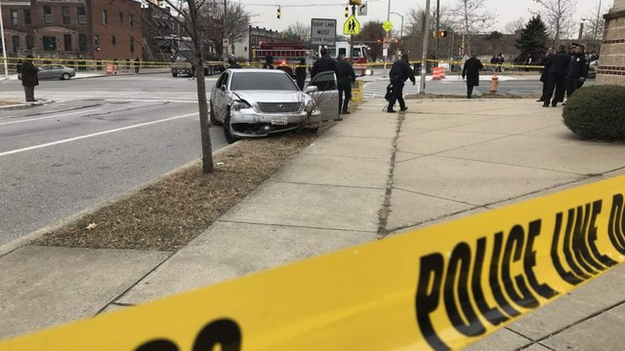 Police involved in chase with suspected shooter