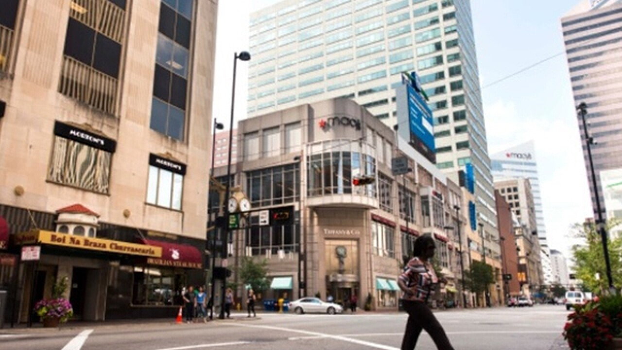 3CDC seeks to develop Fountain Place, former Macy's