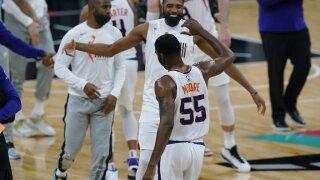 Phoenix Suns E'Twaun Moore