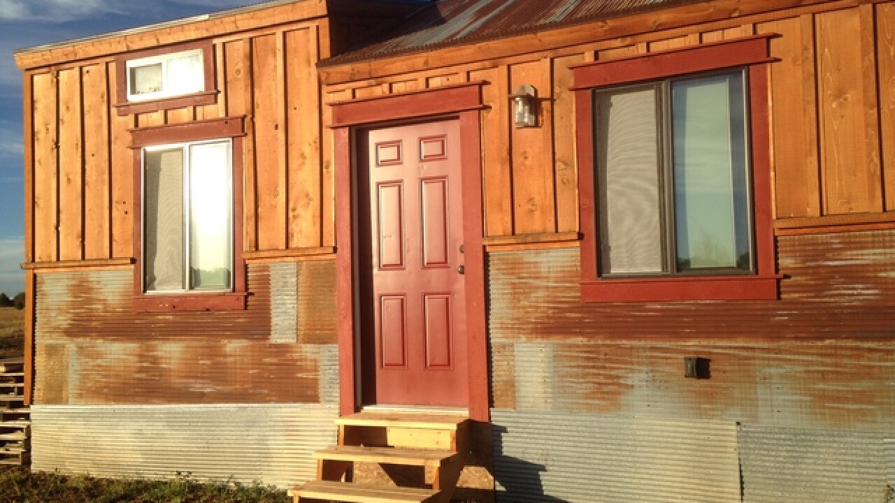 Tiny homes could become the homes of the future