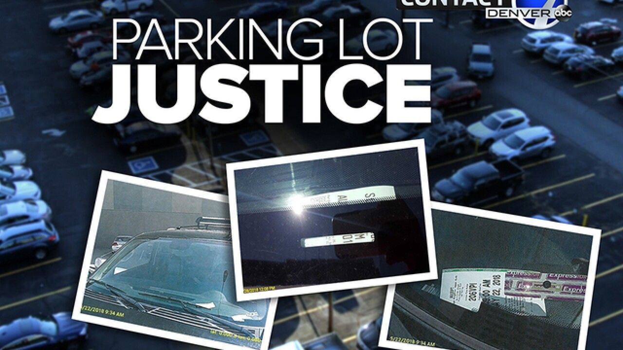 Refunds after Contact7 probe into Denver parking
