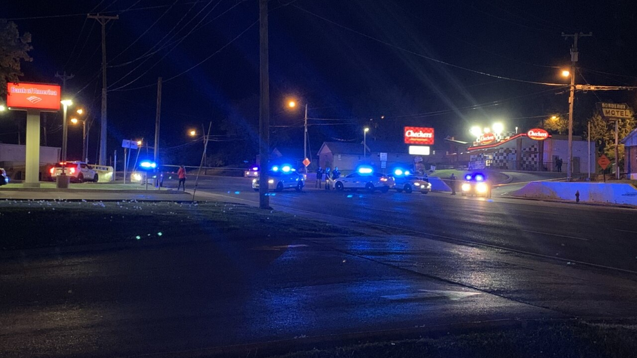 Metro Police investigate deadly officer-involved shooting in Bordeaux