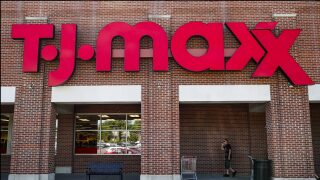 TJ Maxx reopened its site for online shopping