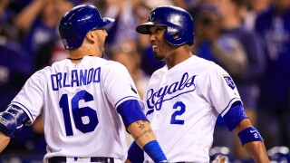 Blast Off! Paulo Orlando's homer gives Royals lead in 7-4 victory
