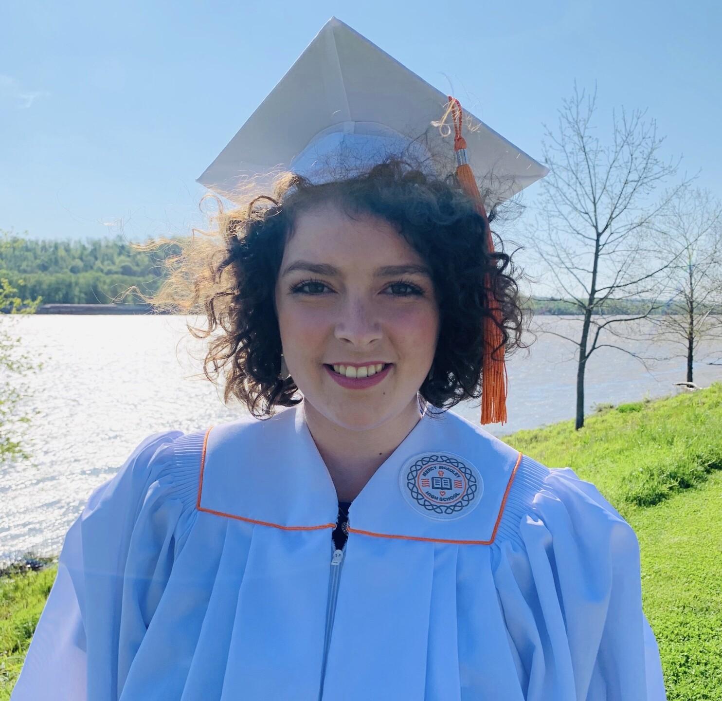 Erin Toon, Mercy McAuley High School