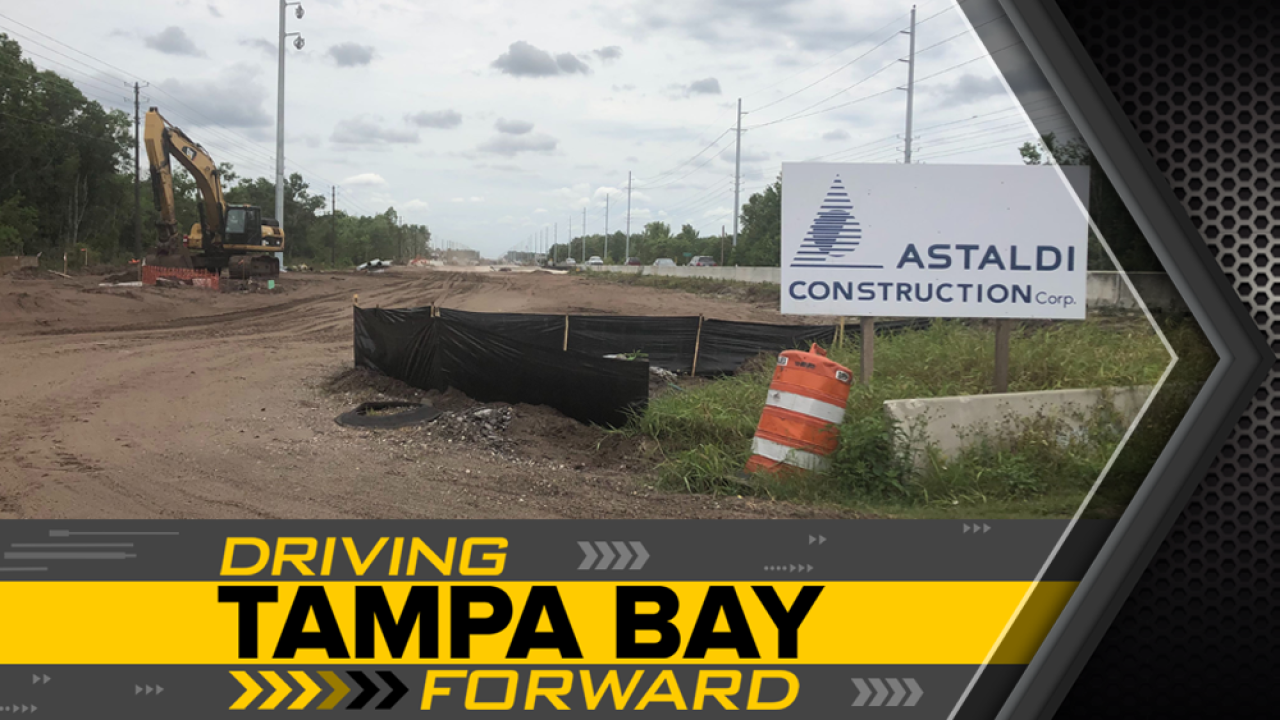 Florida Road Map With Cities, Contractor Defaults On Several Road Projects Across Florida Including Widening Us 301, Florida Road Map With Cities