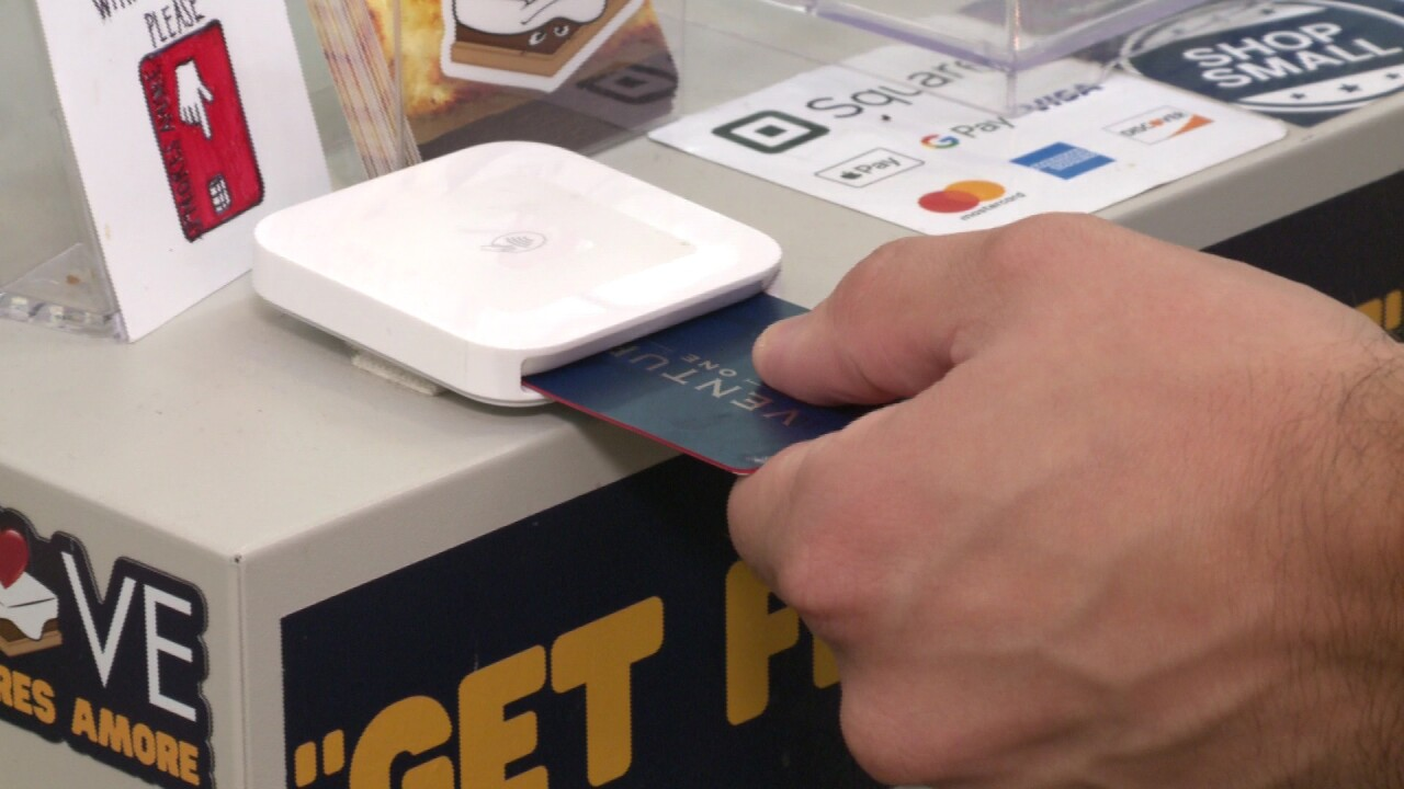 Local businesses brace as Square changes credit card transaction fee