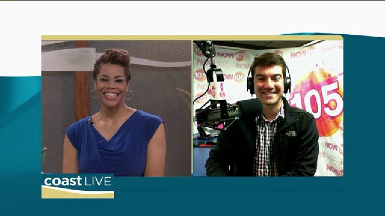 Corey Crockett with the music news on CoastLive
