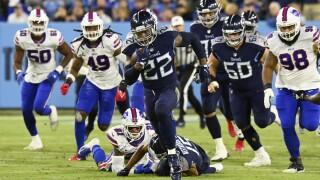 APTOPIX Bills Titans Football