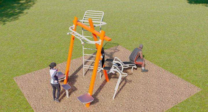Charlotte County Parks Workout Stations