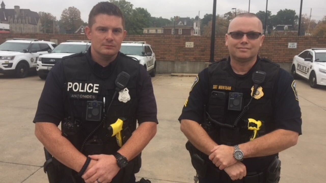 Massillon struggles to find police recruits