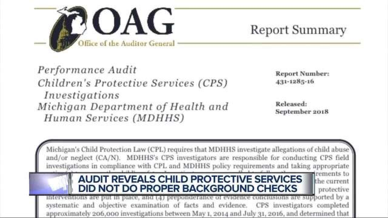 Do children need to be protected from Child Protective Services?