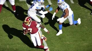 Redskins snap nine-game home losing streak, beat Lions19-16