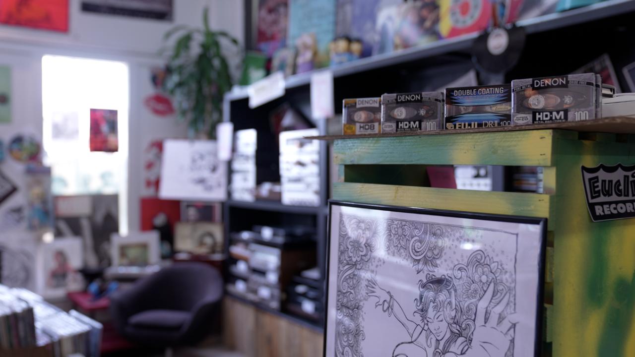 Vinyl is art