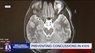 Wellness Wednesday: Preventing concussions inkids