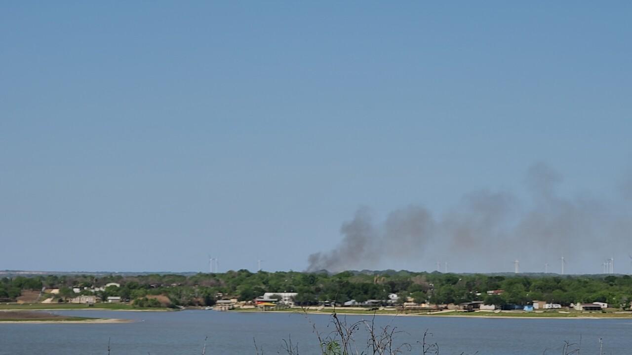 Fire near mathis.jpeg