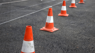 Road closure on Cottontail Creek Road in Cayucos this week
