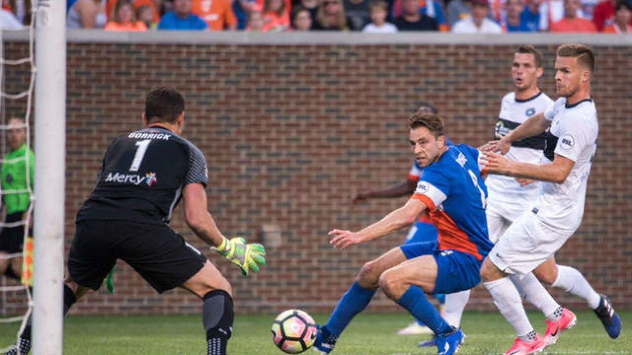 FC Cincinnati buys local with new right back