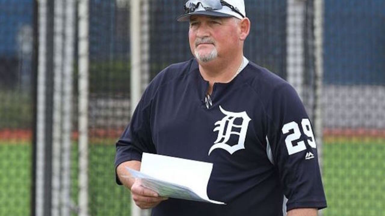 Detroit Tigers fire pitching coach over 'racially-charged' 'insensitive comments'