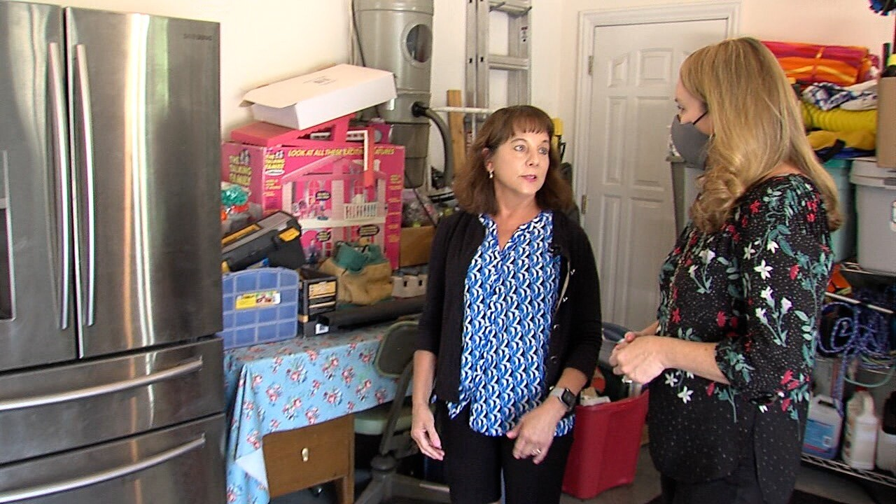 Virginia Kirschner of Indianapolis says her Samsung fridge has had trouble staying cold, as well as problems with the ice maker.