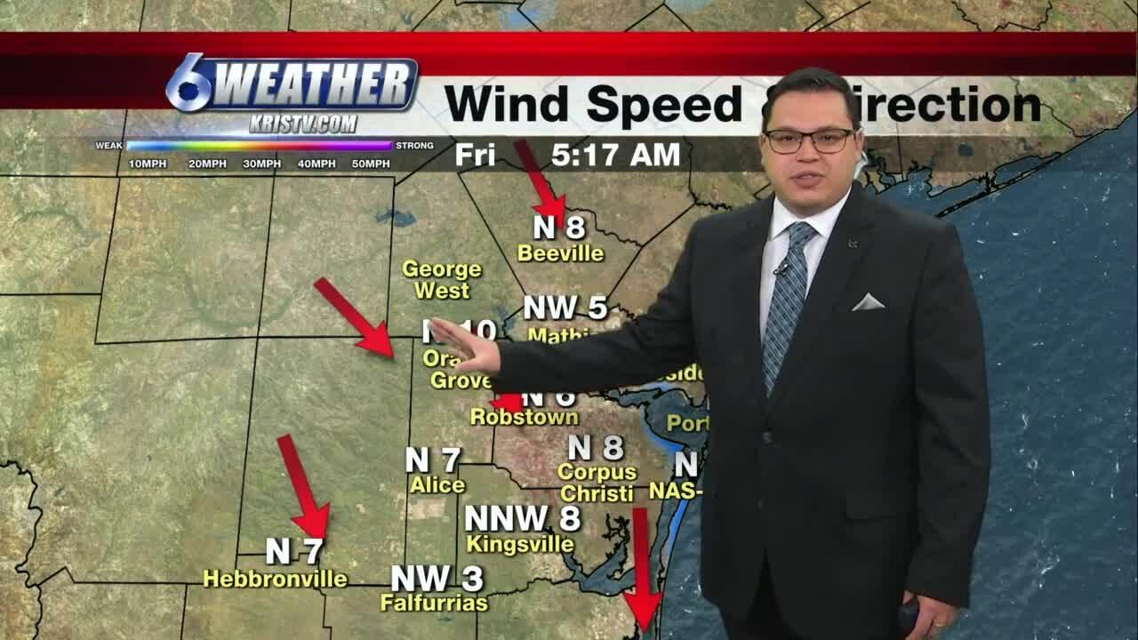 Juan Acuña's weather forecast