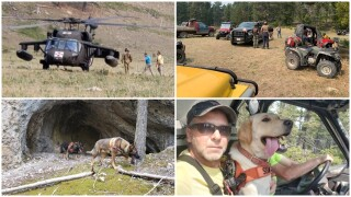 Search for missing hiker in the Little Belt Mountains ends successfully