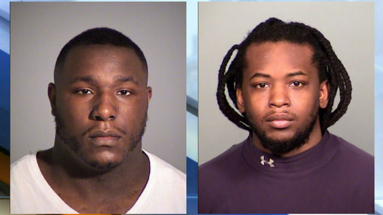 2 arrested in connection with 1-year-old's death