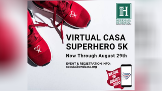 Submit your CASA of the Coastal Bend Superhero 5K photos here!