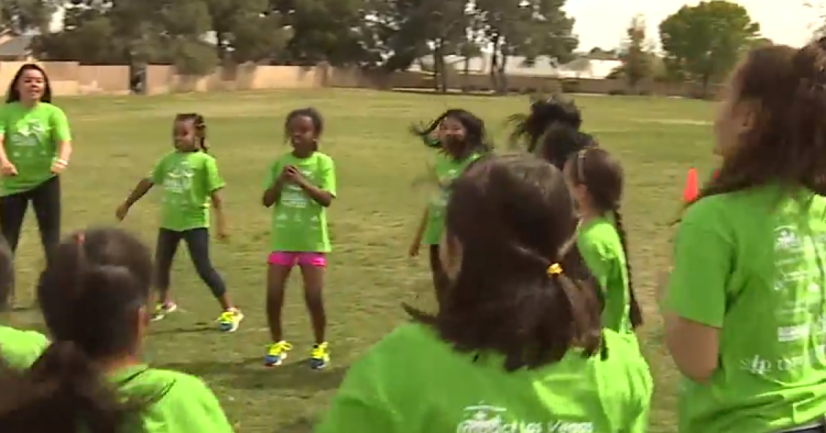 Girls on the Run program helps build self-confidence through exercise