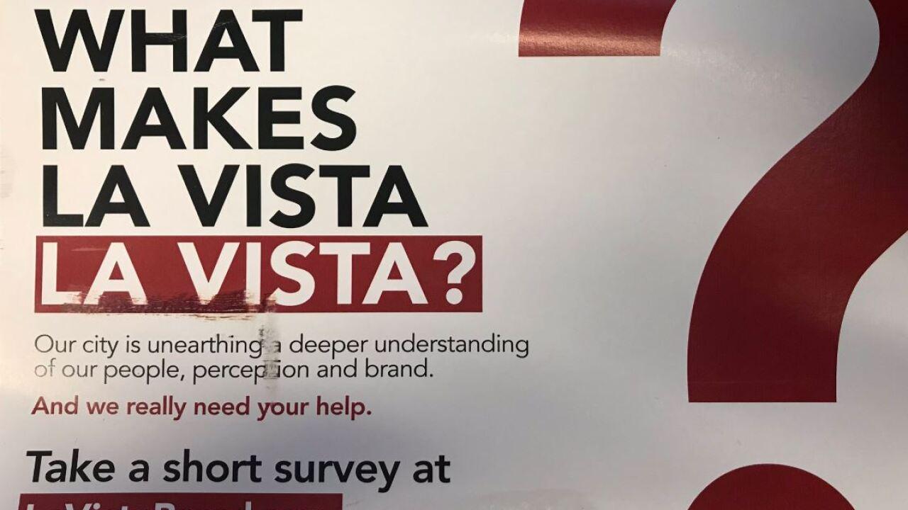 la vista brand identity survey