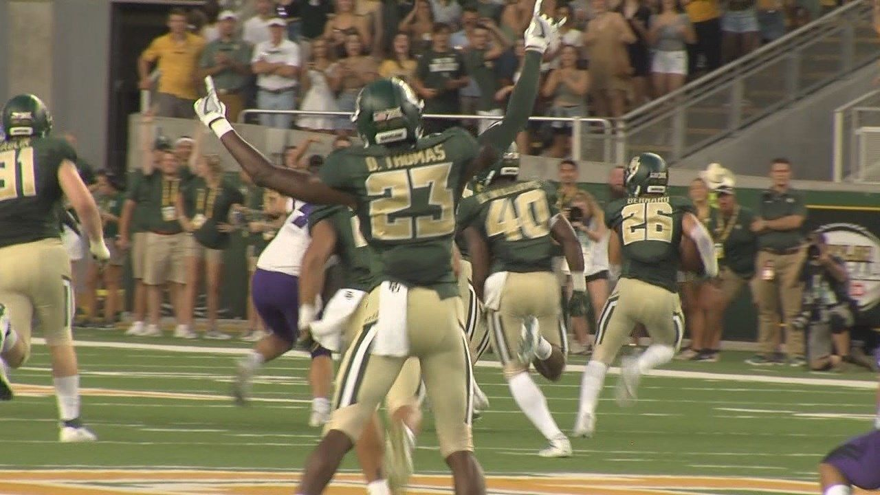 Baylor football releases 2019 schedule