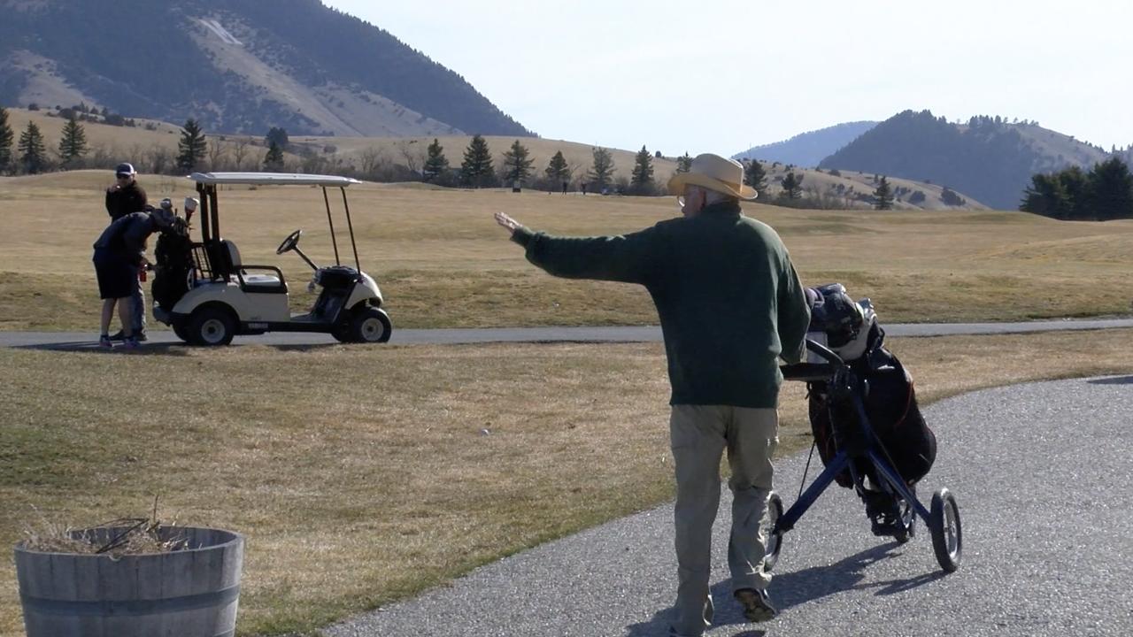Bridger Creek Golf Course opens for spring season