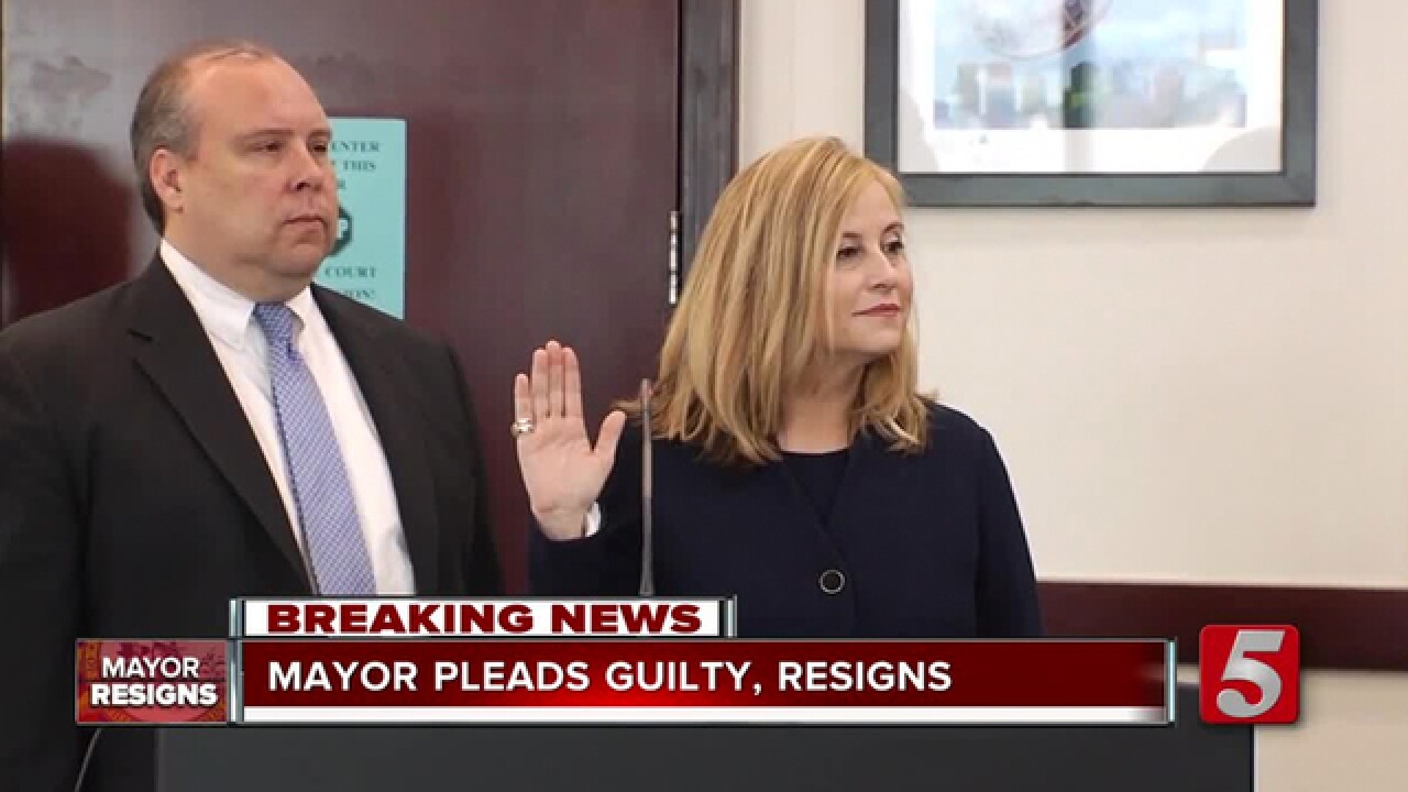 Nashville Mayor Megan Barry Expected To Resign