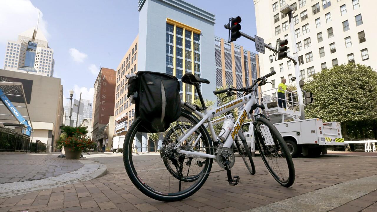 Bike Lane Bikes