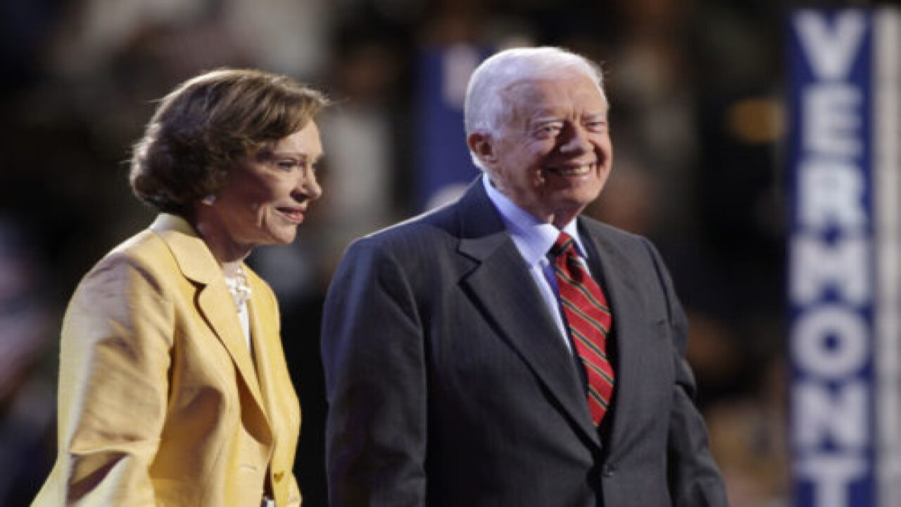 Jimmy And Rosalynn Carter Are The Longest-married Presidential Couple