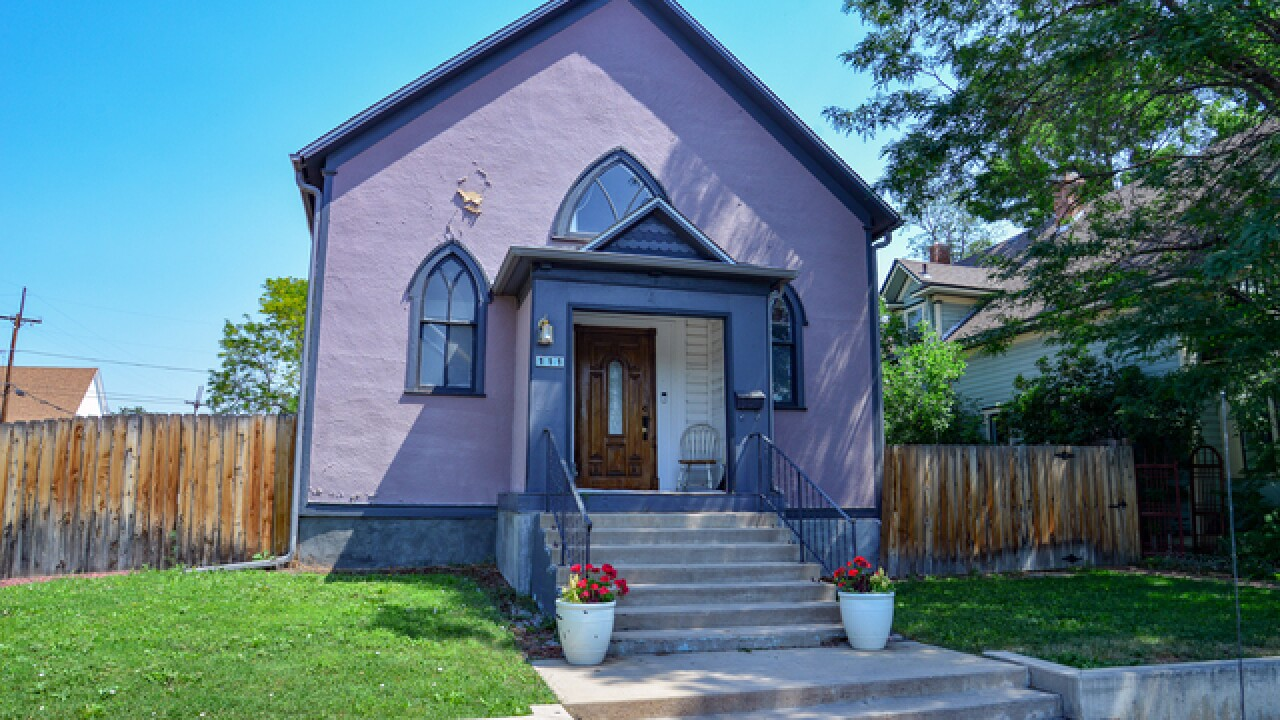 Colorado Dream Homes: Live in this former church in Lafayette for $610,000
