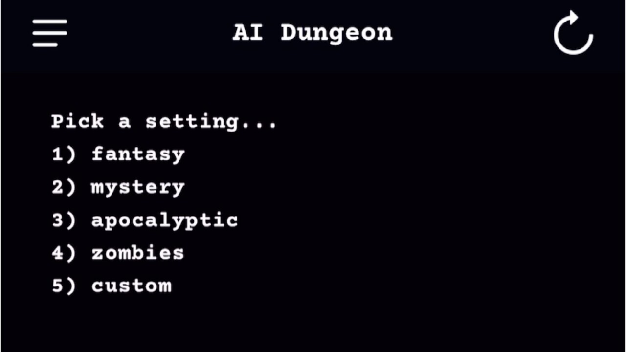 AI Dungeon game made in Utah uses AI to take you on an adventure