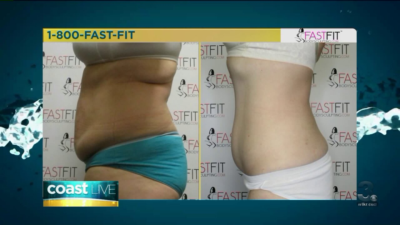 A Fast Fit client's success story on CoastLive