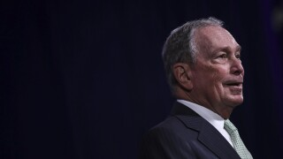Mike Bloomberg qualifies for Wednesday's presidential debate