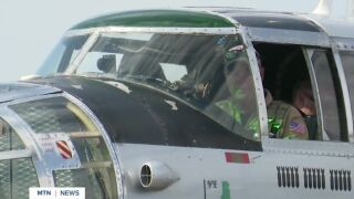 Flying Legends: WWII plane visits Great Falls
