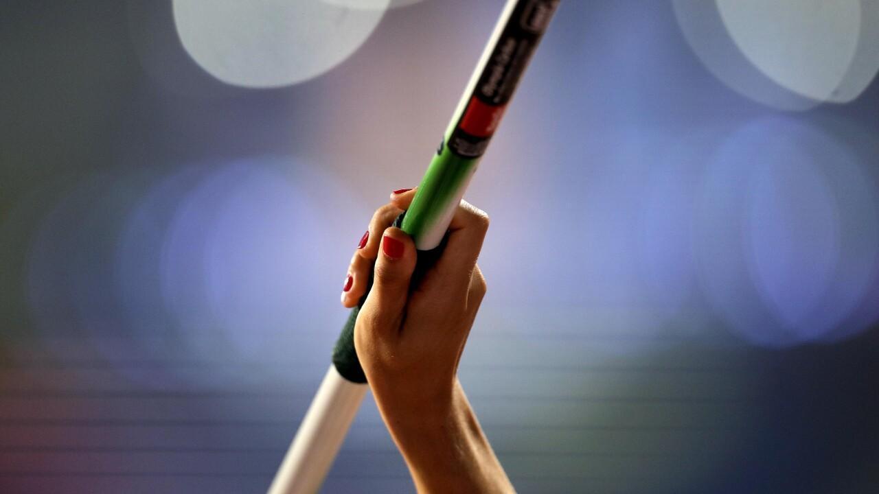 APTOPIX Qatar Athletics Worlds