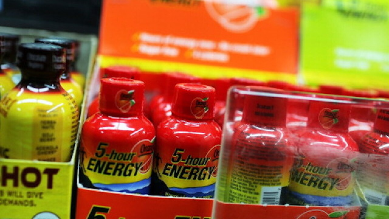 5-Hour Energy forced to pay $4.3 million after court case