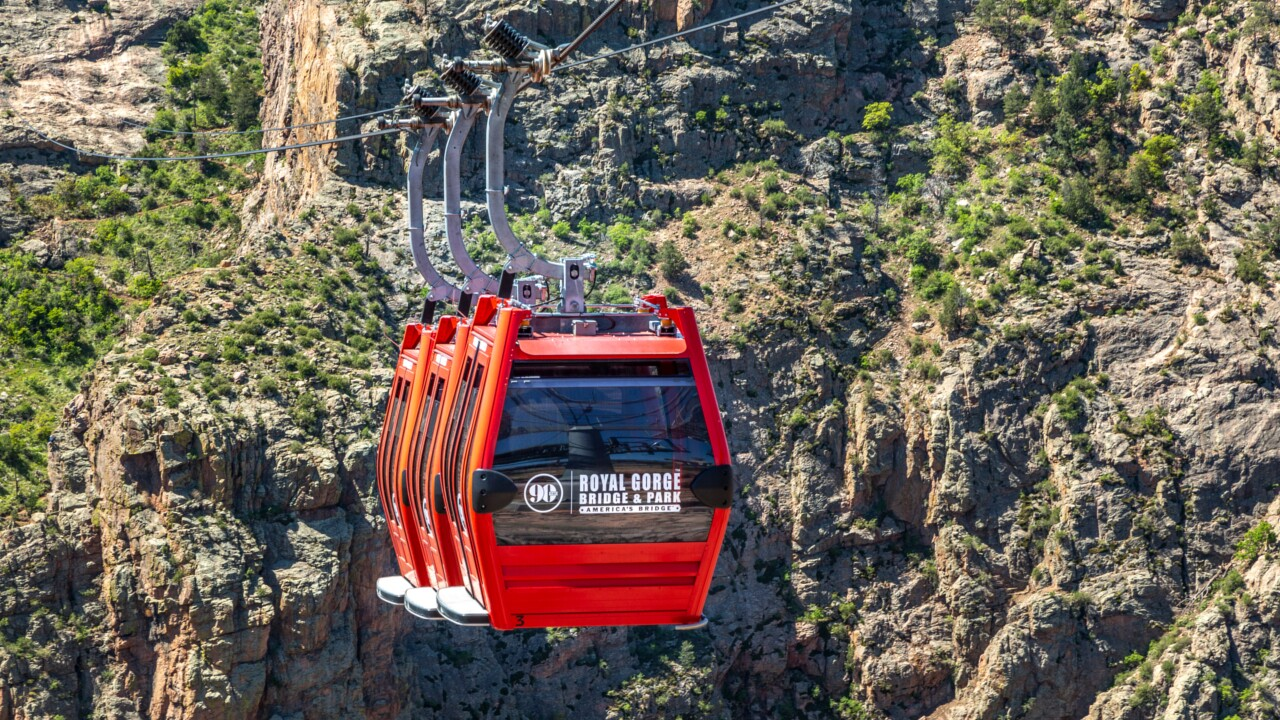 Royal Gorge Bridge Gondola