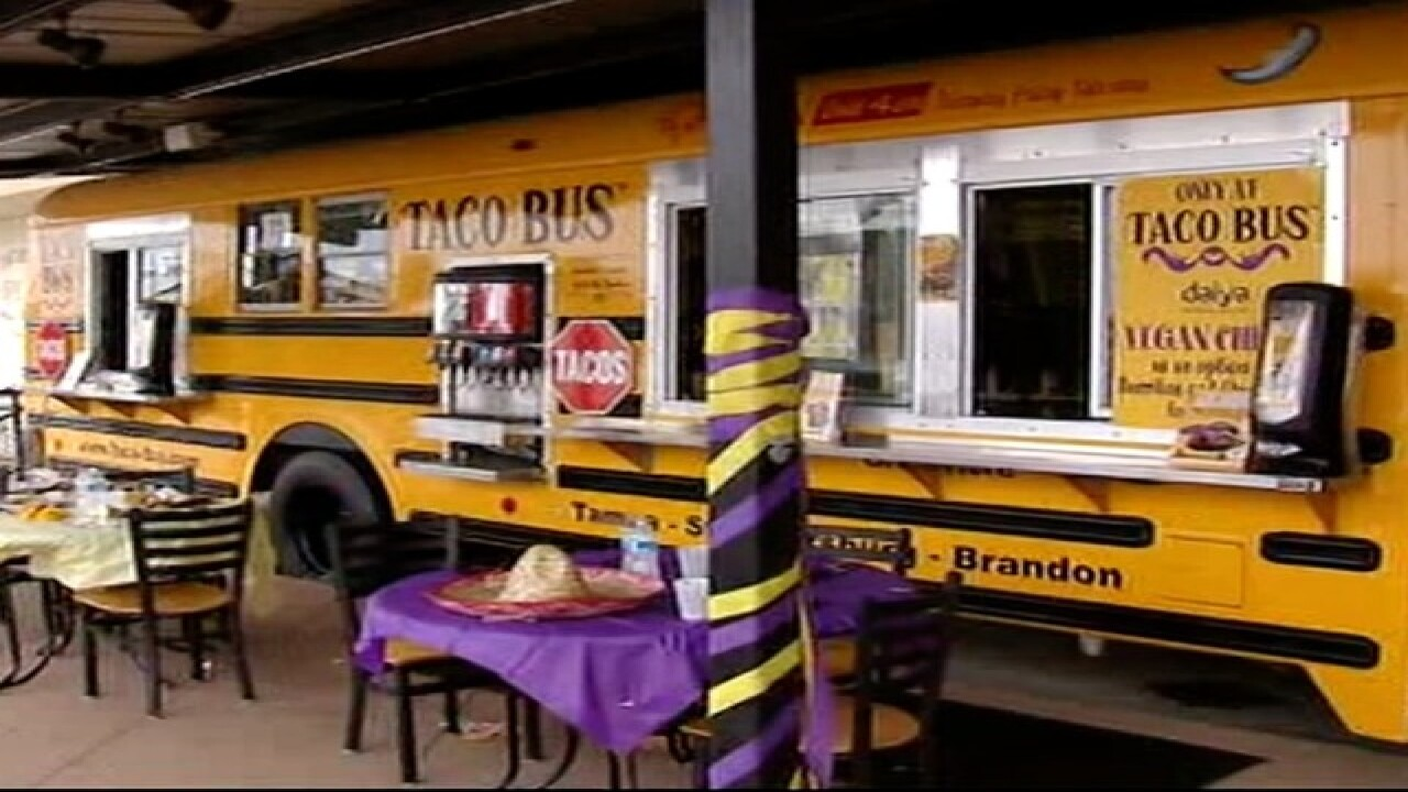 Enter Taco Bus' Burrito Eating Championship