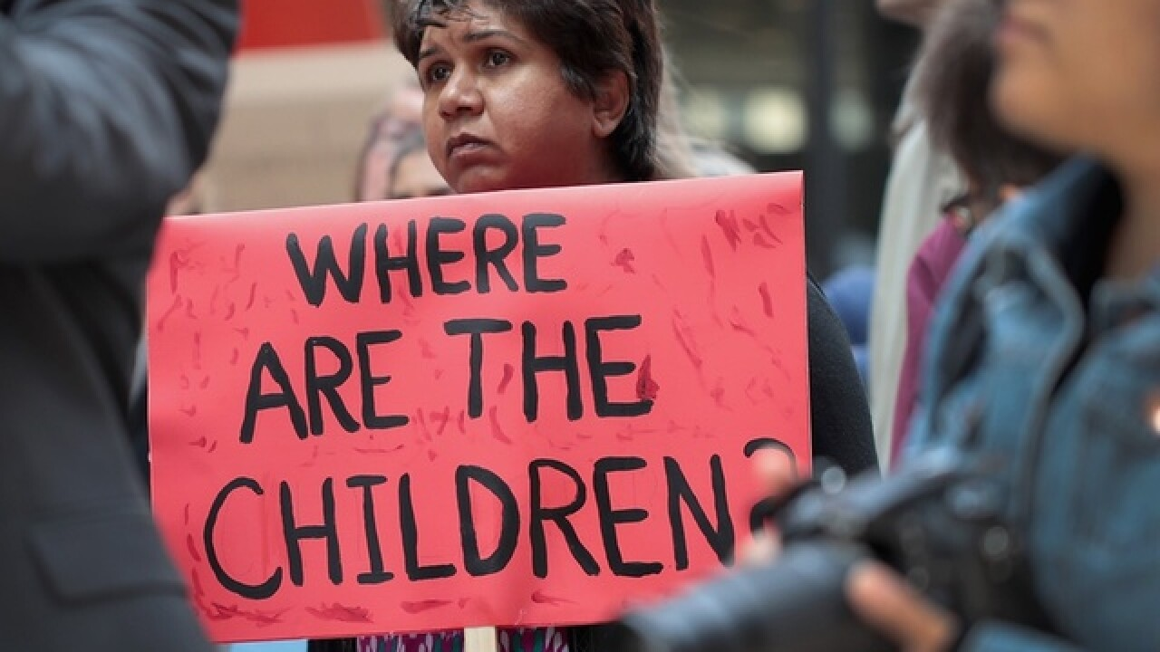 US to open temporary shelter in Texas for immigrant children