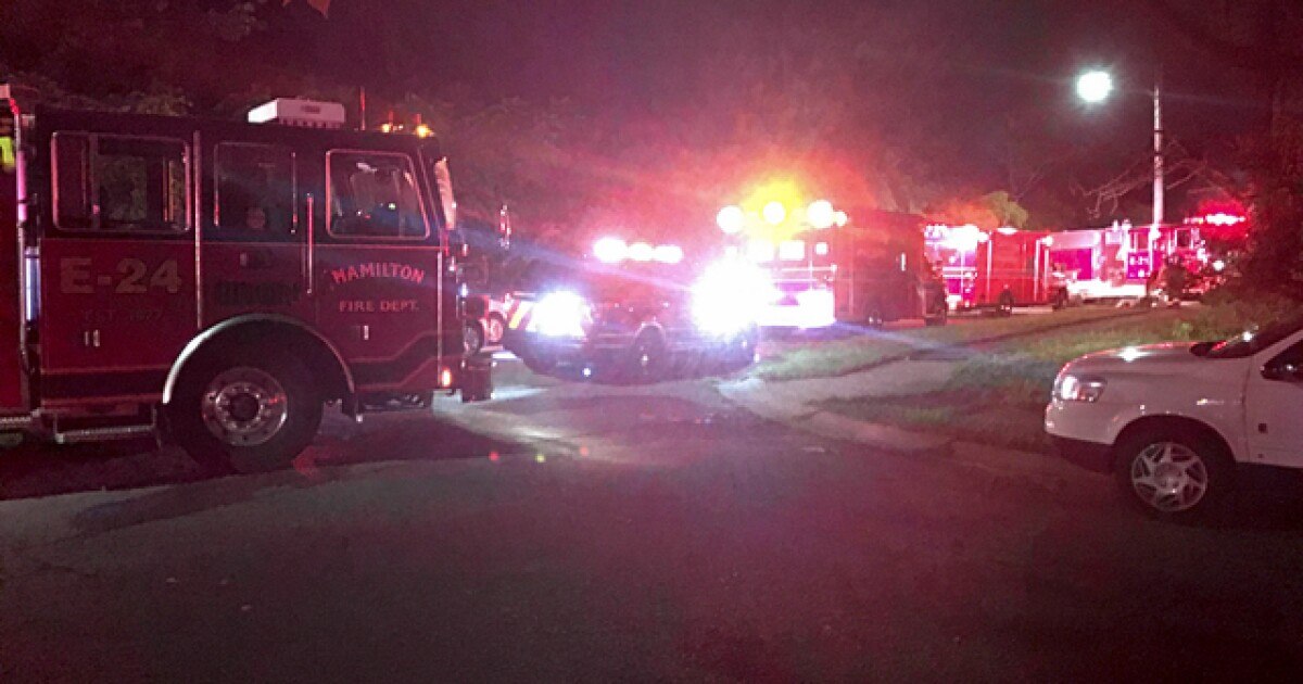 Coroner IDs man killed in Hamilton apartment fire