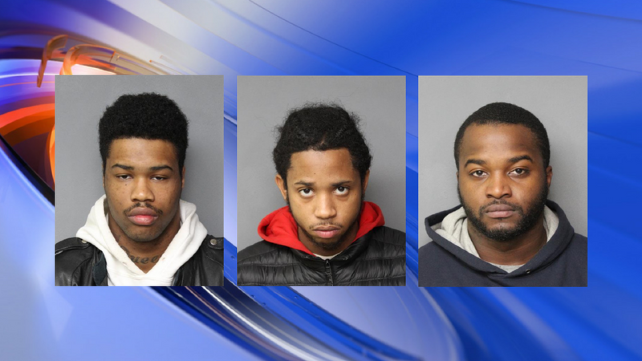 Sentencing for men who robbed woman at gunpoint in Norfolk
