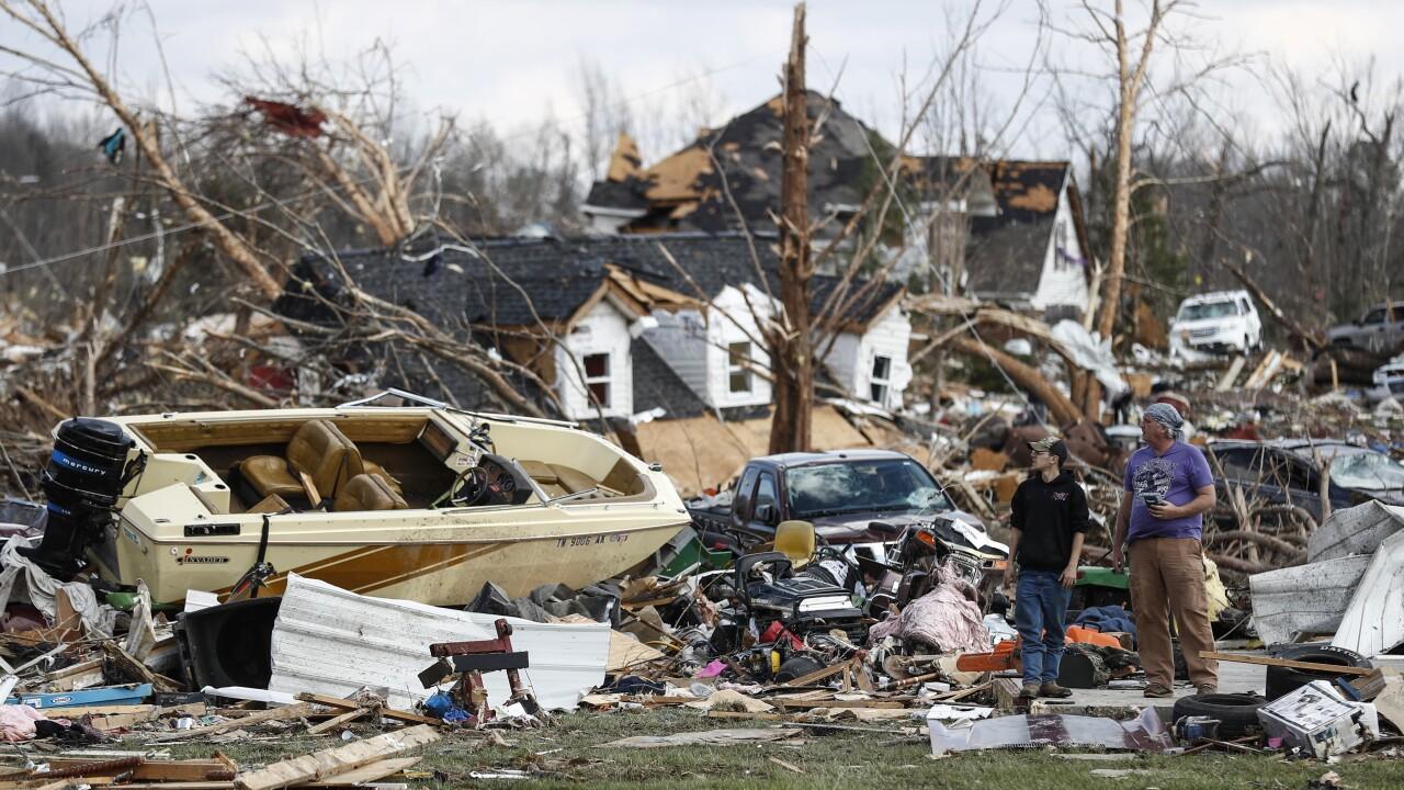 APTOPIX Severe Weather Tennessee