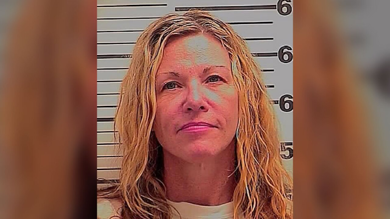 Lori Vallow Returned to Idaho, Booked in Jail