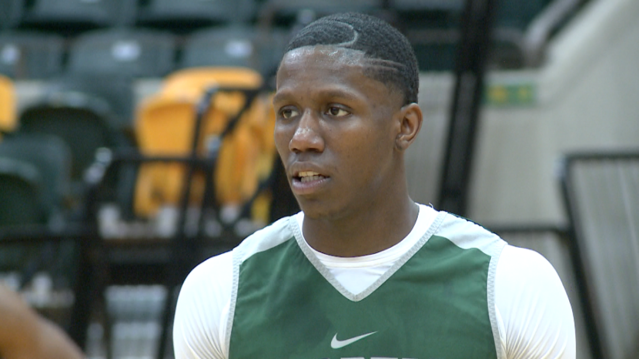 NSU Spartans sharpshooter Derrik Jamerson is the top-ranked three-point man in thecountry